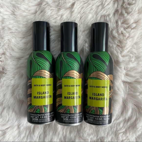 BBW Island Margarita Concentrated Room Scent